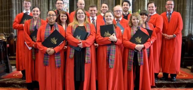 Glasgow Cathedral is pleased to announce the establishment of an Organ Scholarship. To find out more, please contact the Director of Music. Please […]