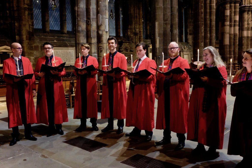 Glasgow Cathedral Choir, Advent 2017