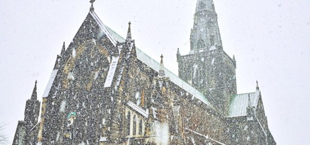 Due to the sudden snowfall, HES have taken the decision to close Glasgow Cathedral early today (Sunday 21st January 2018). […]
