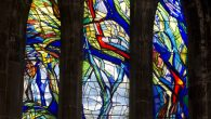 There will be a dedication of the new window following the 11:00 am service this morning, 14th of October.